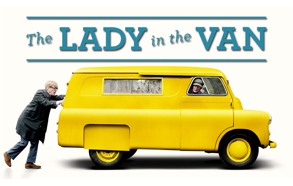 The Lady in the Van: Press Conference Coverage